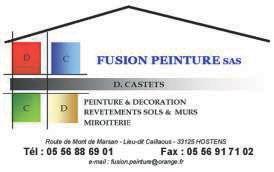 Fusion peinture